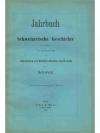 Jahrbuch für Schweizerische Geschichte 25. Band