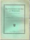 Die Freiherren von Sax zu Hohensax