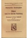 Schweizerische Gutenbergstube. Führer durch die ..