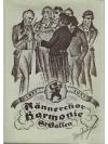 Männerchor Harmonie St.Gallen 1821-1921