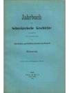 Jahrbuch für Schweizerische Geschichte 28. Band
