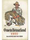 O mein Heimatland 1937