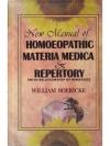 New Manual of Homoeopatic Materia Medica & Reper..