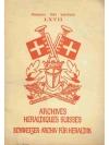 Schweizer-Archiv für Heraldik Jahrbuch 1953