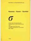 Schriften zur Symbolforschung Band 3. Kosmos-Kun..