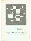 Kadinsky - Essays über Kunst und Künstler 2. Auf..