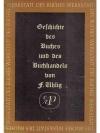 Geschichte des Buches und des Buchhandels