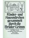 3 Bände Kinder- und Hausmärchen Gebrüder Grimm