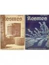 Kosmos Konvolut 1933. 4 Hefte