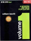 A modern method for guitar Vol. 1-3