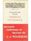 Plaidoyer pour Therese Levasseur