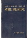 Les Guides Bleus, Syrie, Palestine