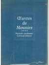 Oeuvres de Mounier Tome IV Recueils posthumes Co..