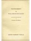 Festschrift für Will-Erich Peuckert