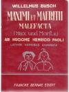 Maximi et Mauritii Malefacta