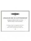 Orgelmusik im Gottesdienst II