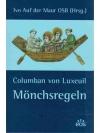 Columban von Luxeuil, Mönchesregeln
