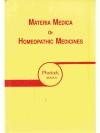 Materia Medica os Homeopathic Medicines