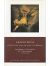 Apokryphen zum alten und neuen Testament - Manesse