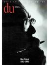 Du. Kulturelle Monatsheft Nr 12 Dezember 1991- M..