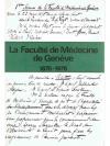 Centenaire de la Faculté de médecine del Univers..