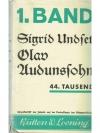 olav Audunssohn Band 1+2