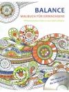 Balance, Malbuch für Erwachsene