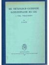 Die Thüringisch-Sächsische Kanzleisprache bis 1325