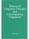 History of Linguistic Thought and Contemporary L..