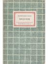Rilke: Requiem