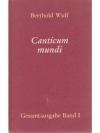 Canticum Mundi