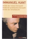 Kritik der reinen Vernunft - Kritik der praktisc..