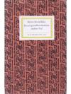 Rilke: Gedichte II