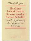 Eine kurze Geschichte der Literatur aus dem Kant..