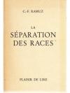 La Séparation des Races