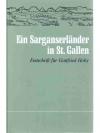 Ein Sarganserländer in St.Gallen