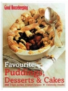 Favourite Puddings, Desserts & Cakes