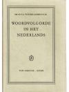 Woordvolgorde in het Nederlands