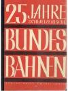 25 Jahre schweizerische Bundesbahn 1902-1027