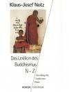 Das Lexikon des Buddhismus A - Z