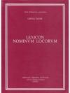 Lexicon Nominum Locorum