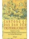 Cantong Qi das Dao der Unsterblichkeit