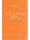 Deutsch am Heizenberg, in Thusis und in Gazis