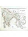 Druckgraphik: - Ostindien 1849