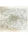 Druckgraphik: - Gegend von London 1849
