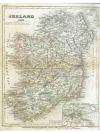 Druckgraphik: - Jreland 1859