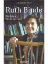 Ruth Binde - Ein Leben für die Literatur