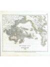 Druckgraphik: - Der Grosse Ocean und Australien ..