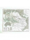 Druckgraphik: - Karte vom Grossen Ocean (Mare Pa..