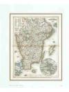 Druckgraphik: - Südliches Schweden 1852